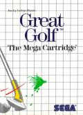 Great Golf SEGA Master System Front Cover