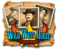 Wild West Quest Macintosh Front Cover