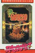 Dragonskulle Commodore 64 Front Cover