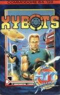 Xybots Commodore 64 Front Cover