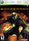 Bomberman: Act:Zero Xbox 360 Front Cover