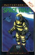 Space Walk MSX Front Cover