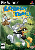 Looney Tunes: Back in Action PlayStation 2 Front Cover