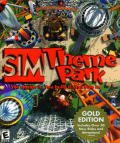 Sim Theme Park (Gold Edition) Windows Front Cover