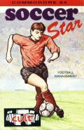 Soccer Star Commodore 64 Front Cover