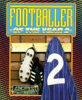 Footballer of the Year 2 Commodore 64 Front Cover
