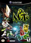Dr. Muto GameCube Front Cover