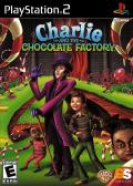 Charlie and the Chocolate Factory PlayStation 2 Front Cover