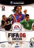 FIFA Soccer 06 GameCube Front Cover