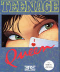 Teenage Queen DOS Front Cover
