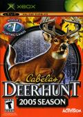 Cabela's Deer Hunt: 2005 Season Xbox Front Cover