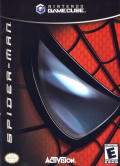 Spider-Man GameCube Front Cover