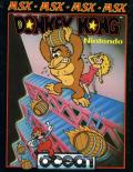 Donkey Kong MSX Front Cover
