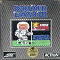 Boulder Dash III Commodore 64 Front Cover