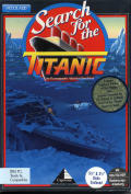 Search for the Titanic DOS Front Cover