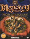 Majesty: The Fantasy Kingdom Sim Windows Front Cover