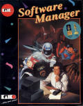 Software Manager DOS Front Cover