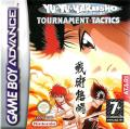 Yu Yu Hakusho: Ghost Files - Tournament Tactics Game Boy Advance Front Cover