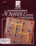 The Computer Edition of Scrabble Brand Crossword Game DOS Front Cover