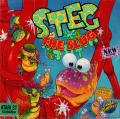 Steg the Slug Atari ST Front Cover
