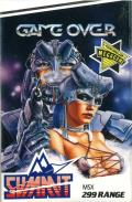 Game Over MSX Front Cover