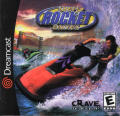 Surf Rocket Racers Dreamcast Front Cover