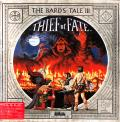 The Bard's Tale III: Thief of Fate Apple II Front Cover