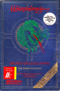 Wizardry: Legacy of Llylgamyn - The Third Scenario Apple II Front Cover