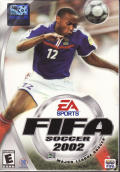FIFA Soccer 2002 Windows Front Cover