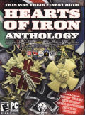 Hearts of Iron: Anthology Windows Front Cover
