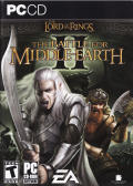 The Lord of the Rings: The Battle for Middle-earth II Windows Front Cover