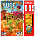 Little Puff in Dragonland Atari ST Front Cover