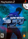 EyeToy: Operation Spy PlayStation 2 Front Cover