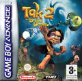 Tak 2: The Staff of Dreams Game Boy Advance Front Cover