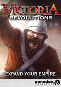 Victoria: Revolutions Windows Front Cover