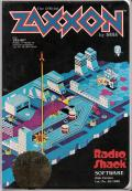 Zaxxon TRS-80 Front Cover