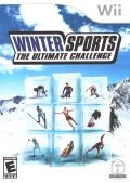 Winter Sports: The Ultimate Challenge Wii Front Cover