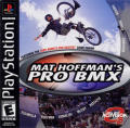 Mat Hoffman's Pro BMX PlayStation Front Cover