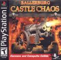 Ballerburg: Castle Siege PlayStation Front Cover