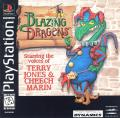 Blazing Dragons PlayStation Front Cover