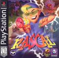 Rascal PlayStation Front Cover