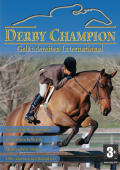Derby Champion: Geländereiten International Windows Front Cover