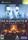 Headhunter: Redemption Xbox Front Cover