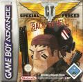 CT Special Forces: Back in the Trenches Game Boy Advance Front Cover