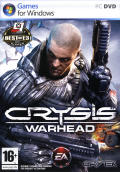 Crysis: Warhead Windows Front Cover