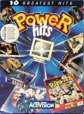 Power Hits Commodore 64 Front Cover