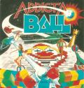 Addicta Ball Commodore 64 Front Cover