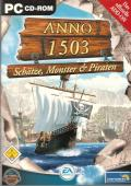 1503 A.D.: Treasures, Monsters and Pirates Windows Front Cover