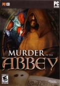 Murder in the Abbey Windows Front Cover