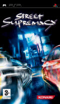 Street Supremacy PSP Front Cover